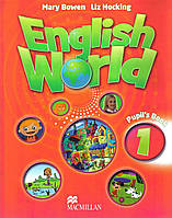 Учебник English World 1 Pupil's Book