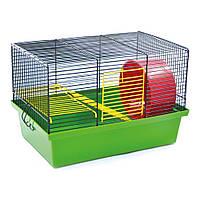 Клетка для мелких грызунов Джунгарик Лори краска, 33*23*22,5 см