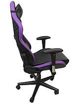 Кресло геймерское Bonro 1018 Purple, фото 3
