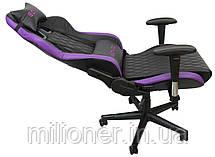 Кресло геймерское Bonro 1018 Purple, фото 2