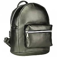 Женский рюкзак из эко-кожи Tiger Mini - Графит
