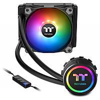Кулер для процессора ThermalTake Water 3.0 120 ARGB Sync (CL-W232-PL12SW-A), фото 1
