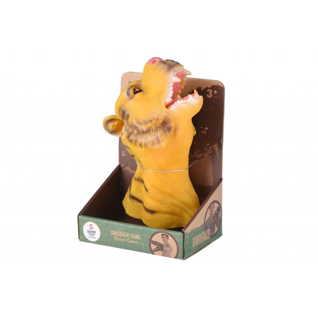 Набор для творчества Same Toy Игрушка-перчатка Animal Gloves Toys Тигр (AK68622Ut-4)