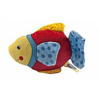 Погремушка Goki Рыбка с голубым хвостом (65099G-3)