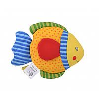 Погремушка Goki Рыбка с синим хвостом (65099G-1)