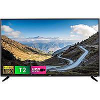 Телевизор Bravis LED-43G5000 + T2 black, фото 1