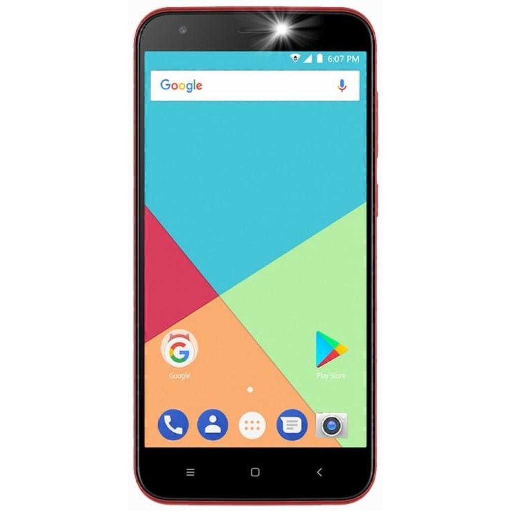 Мобильный телефон Ulefone S7 1/8Gb Red (6937748731559)