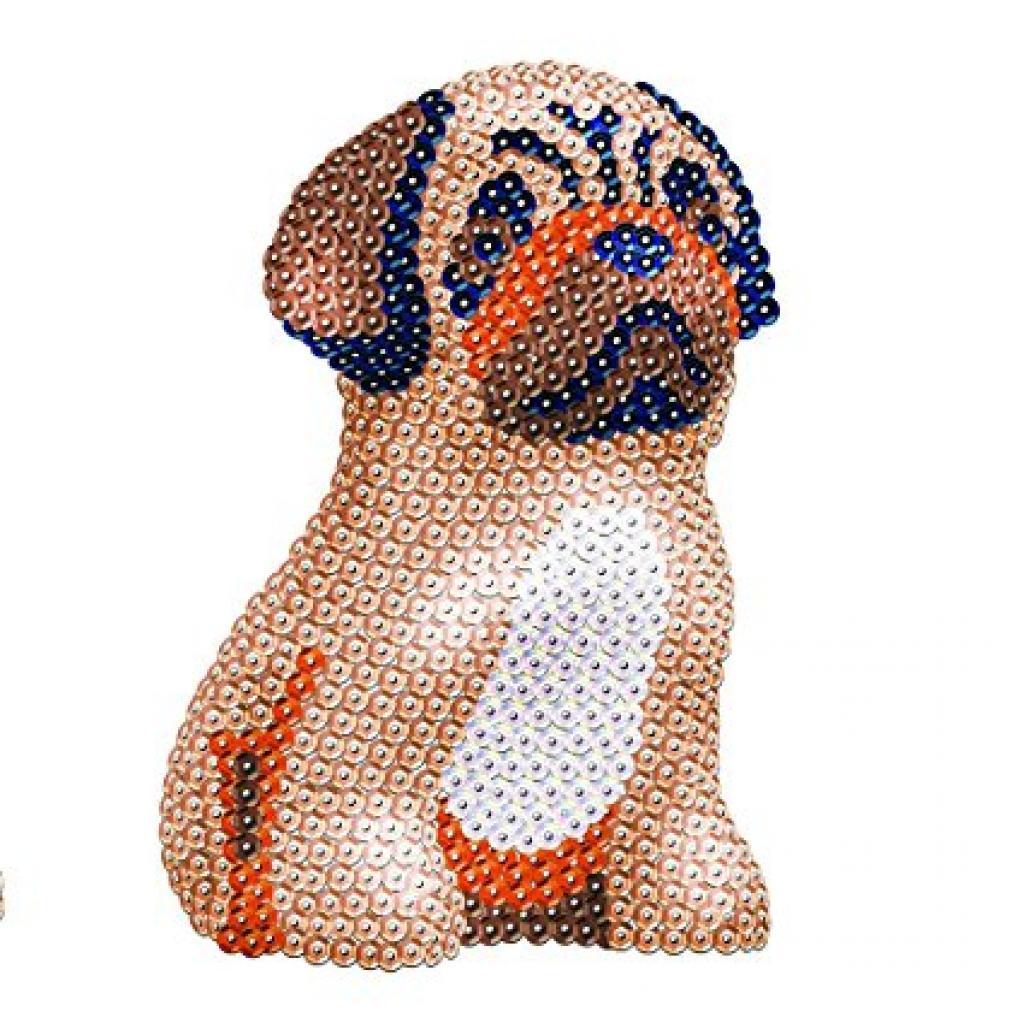 Набор для творчества Sequin Art 3D Large Lily Pug (SA-1702)