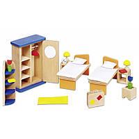 Игровой набор Goki Мебель для спальни (51745G)