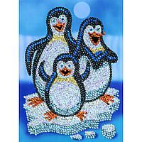 Набор для творчества Sequin Art RED Pepino Penguins (SA1503)