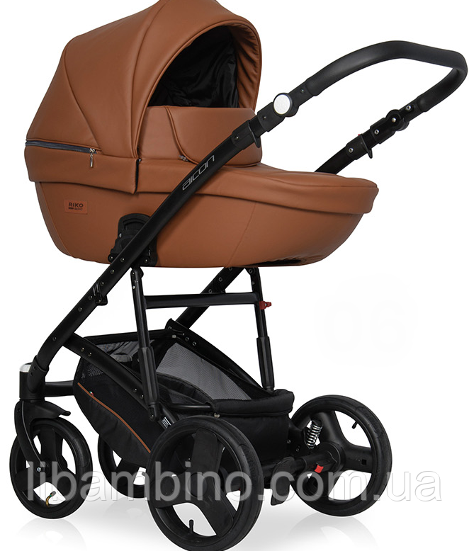 Дитяча універсальна коляска 2 в 1 Riko Aicon Ecco 06