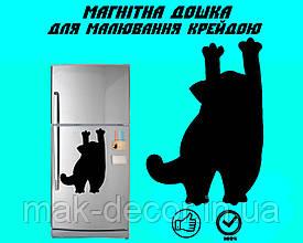 Магнитная доска на холодильник  Кот Саймона XL  (30х45см)