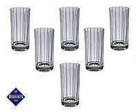 Набор стаканов для воды Bohemia Jihlava Карен 6 штук  663-073