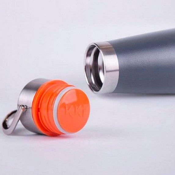 Xiaomi Kiss Fish Insulation Cup Серый Китай Термосы