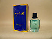 Givenchy - Insense Ultramarine (1995) - Туалетная вода 7 мл (мини) - Первый выпуск, формула аромата 1995 года, фото 1