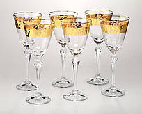 Набор бокалов для вина Crystalex 6 штук 674-118