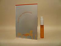 Hermes - Elixir Des Merveilles (2006) - Парфюмированная вода 2 мл (пробник)