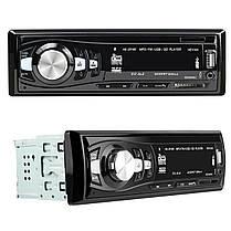 ✾Многофункциональная 1DIN магнитола HEVXM HE 20189 автомобильная мощность 50х4 SD card MP3/FM/USB пульт ДУ, фото 2