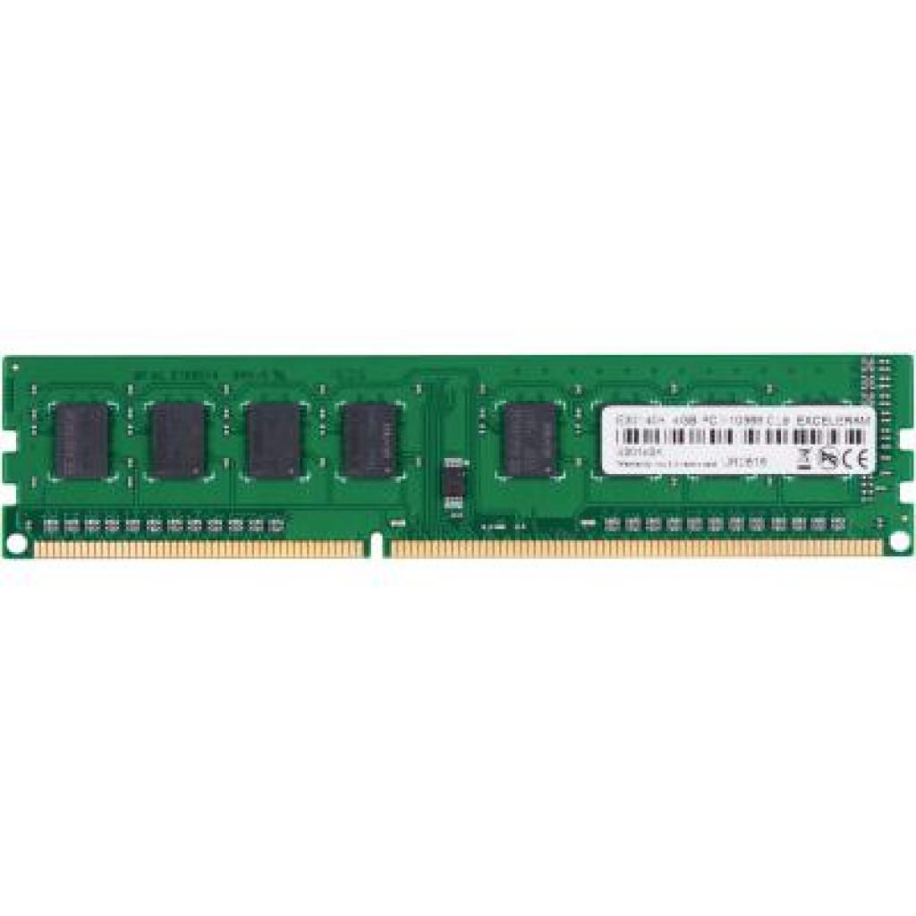 Модуль памяти для компьютера DDR3 4GB 1333 MHz eXceleram (E30140A)