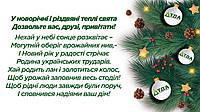Шановні  колеги, друзі та партнери, команда ТДА  вітає Вас з прийдешніми новорічними святами!