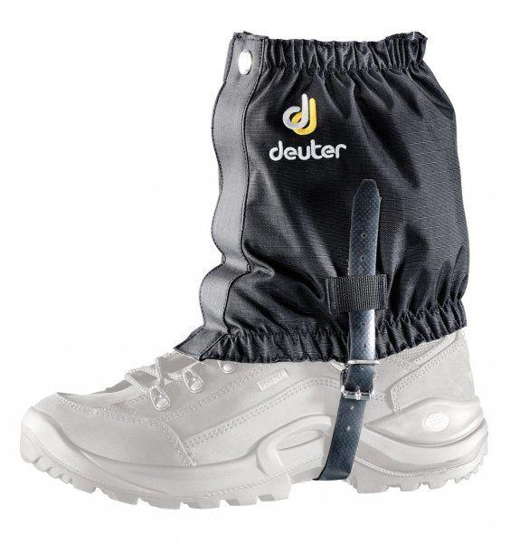 Гамаши детские Deuter Boulder Gaiter Short black (39800 7000)