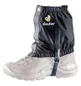 Гамаши детские Deuter Boulder Gaiter Short black (39800 7000)