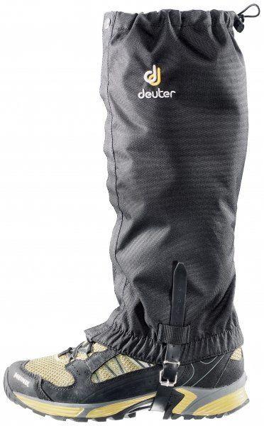 Гамаши Deuter Boulder Gaiter Long black (39792 7000)