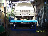 Подъемная платформа гидравлическая 4,5т