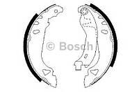Колодки тормозные барабанные FIAT PUNTO, TIPO (Bosch). 0 986 487 250