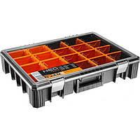 Ящик для инструментов Neo Tools органайзер 39 x 60 x 11 см (84-131)