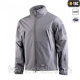 M-Tac куртка softshell серая