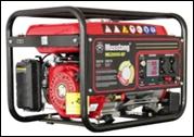 Генератор MG2800S-Bi Fuel (Электростартер)