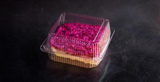 блистер упаковка для еды