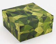 Подарочная коробка NZY 20х20х10 см Камуфляж (128724)