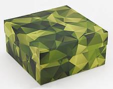 Подарункова коробка NZY 20х20х10 см Камуфляж (128724)