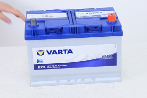 Аккумулятор VARTA 6CT 70 Blue Dynamic (E23)
