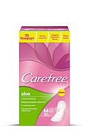Ежедневные прокладки Carefree Aloe 32 шт.