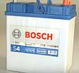 Аккумулятор Bosch S4 Silver 6СТ-40 Евро Азия, фото 2