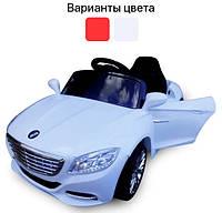 Детский электромобиль Cabrio S1 с мягкими колесами (EVA колеса) (дитячий електромобіль Кабріо), фото 1