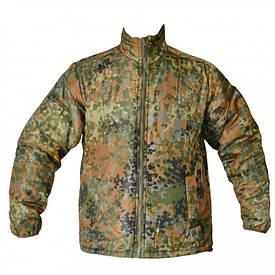 Куртка British Thermal Jacket двусторонняя Flecktarn/олива