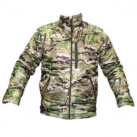 Куртка - подстежка windproof Camo-Tec с термофлисом Мультикам