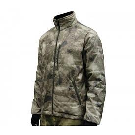 Куртка - подстежка windproof Camo-Tec с термофлисом ATACS-AU