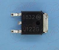 Транзистор Дарлингтона NPN 100В 8А ON MJD122T4G TO252