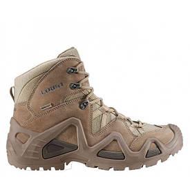 Ботинки Lowa Zephyr GTX® MID TF coyote демисезонные