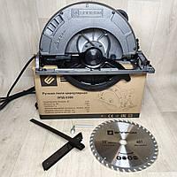 Пила дисковая Элпром ЭПД 2300 Вт 255 диск