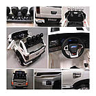Дитячий електромобіль Cabrio Long з м'якими колесами (EVA-колеса), фото 9