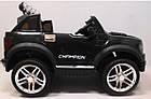 Дитячий електромобіль Cabrio Long з м'якими колесами (EVA-колеса), фото 4