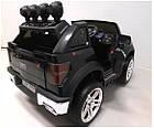 Дитячий електромобіль Cabrio Long з м'якими колесами (EVA-колеса), фото 5