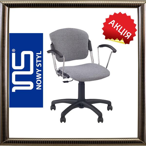 Кресло для персонала ЭРА ERA GTP CHROME CHR10 С NS