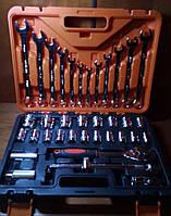 Набор ручного инструмента LTL10106 в пластиковом кейсе